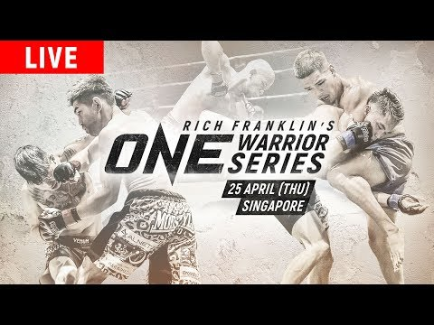 🔴[LIVE] ONE Championship: ONE Warrior Series 5