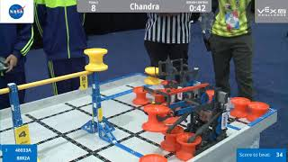 Publication Date: 2019-06-14 | Video Title: 2019VEX Worlds KMYLS final