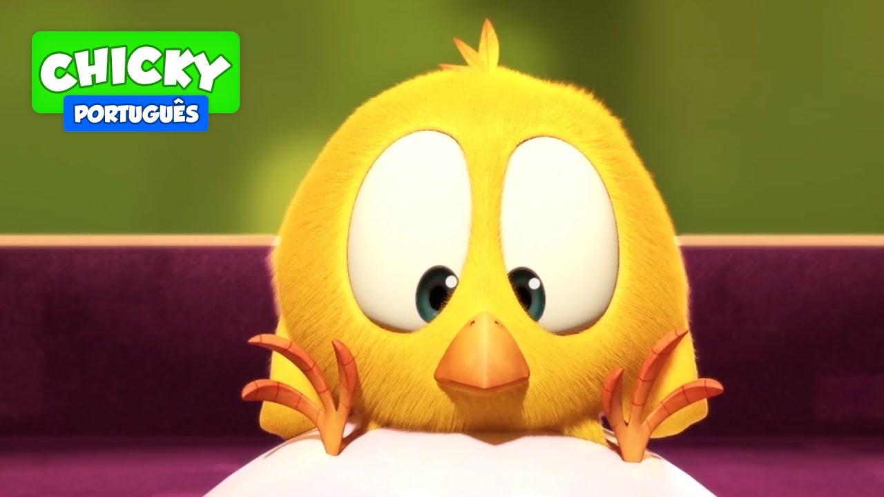 Onde está Chicky? 2020   BILHARES OU SNOOKER   Desenhos Animados Infantil