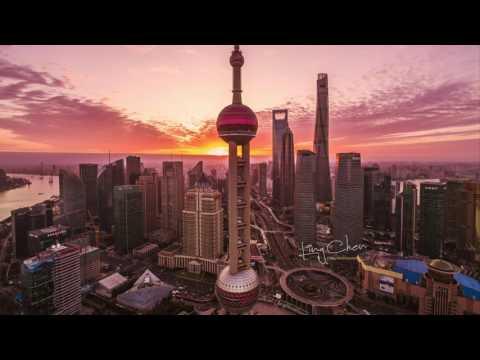 'Shanghai' - LAOWA 7.5mm f/2 Aerial Footage on DJI Inspire 2