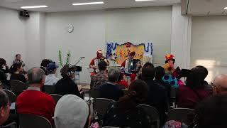Clarinet Polka Accordion - mayuko fukuda fuzuu satoshi.