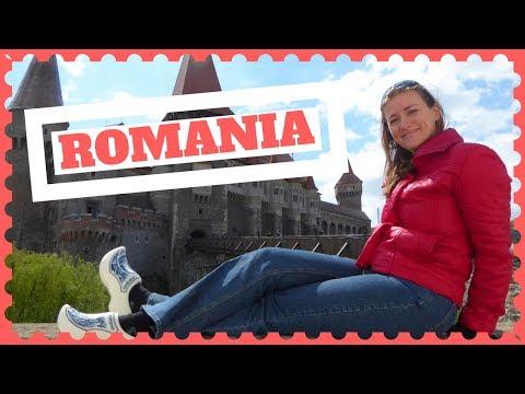 Romania Road trip! (must see!) Rondreis Roemenie vogelvlucht met muziek