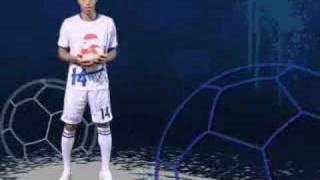 Pepsi Campaign 2007 - Skill Thierry Henry