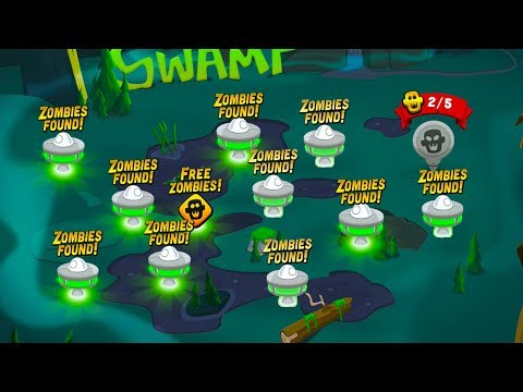New START GAME ZOMBIE CATCHERS WITHOUT CHEATS! TRY TO UPGRADE SQUEEZERS !!! TRY TO TAKE A NEW HIGH R