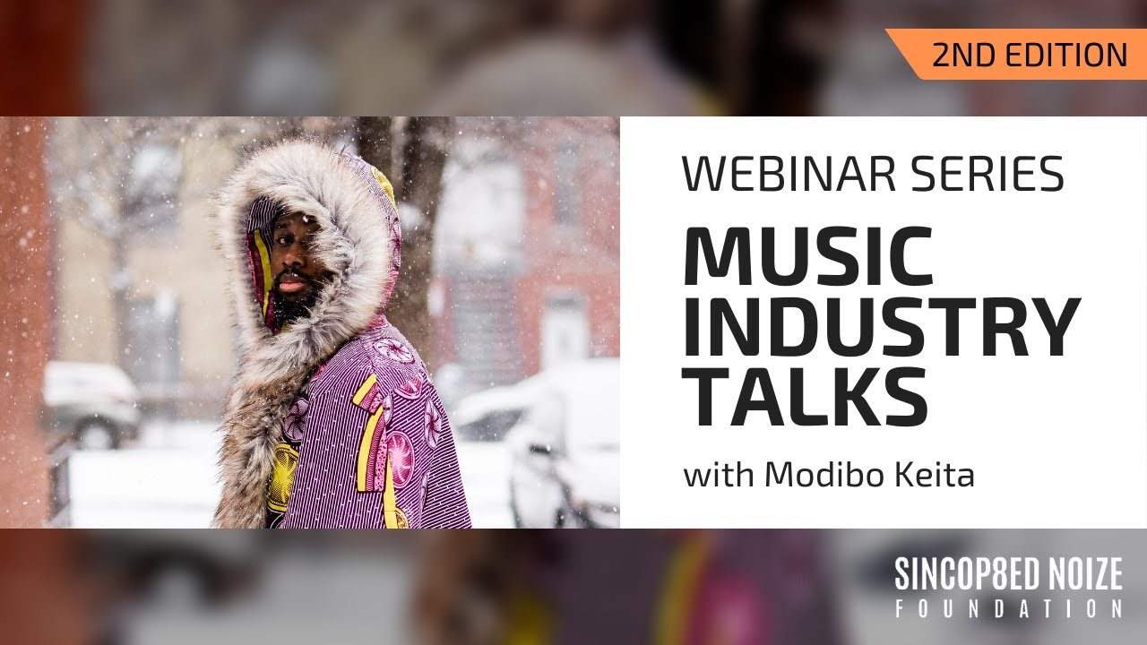 Music Industry Talks Second Edition with Modibo Keita