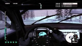 Dirt 3 PC Gameplay 1080p - Norway Race (1/2) Trailbrazer