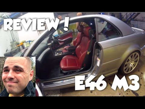 BMW E46 M3 Car Review Video SM...