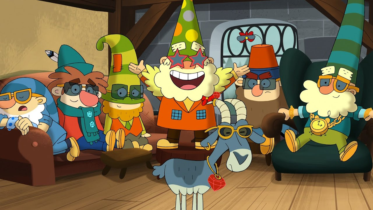 The 7d big rock candy flim flam doing the 7d dance youtube