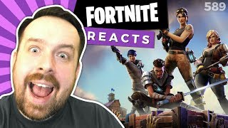 Reaction: Fortnite Song | Dancing On Your Body | (Battle Royale)