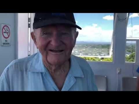 Bill Kirby Jan 2019 remembers pre WW2 Caloundra