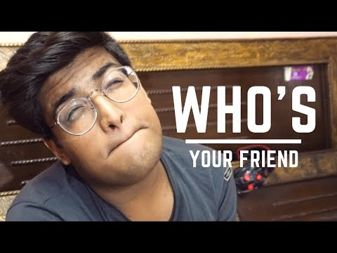 JollyGoodYASH - | WHO'S YOUR FRIEND |