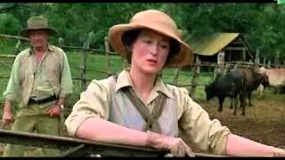 Out of Africa - Main title (I had a farm in Africa) - John Barry