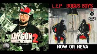 Problems Jaysun Feat. L.E.P. Bogus  Boys (New 2012)