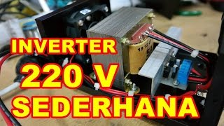 Video Rangkaian Inverter 220v Sederhana download MP3, 3GP, MP4, WEBM, AVI, FLV Agustus 2018