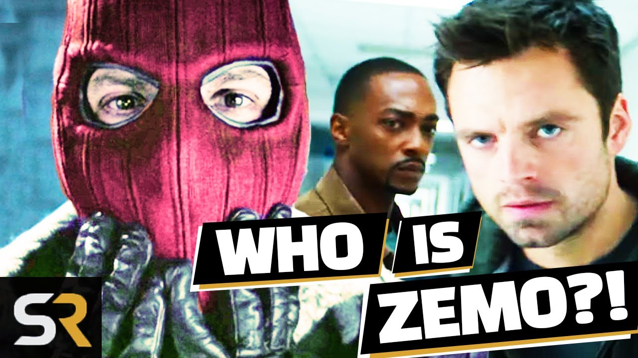 The Falcon and the Winter Soldier's Baron Zemo is Marvel's Next ...
