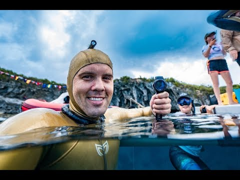 WATCH Alexey Molchanov set a new WORLD RECORD in Free Immersion 125m