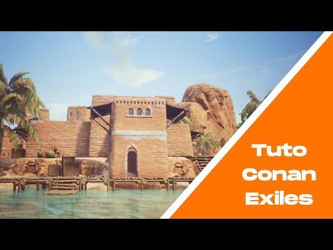 Tuto Conan Exiles