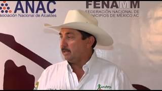 Reunión de Municipios de la Frontera Norte - Ruben Parra, Janos Chihuahua