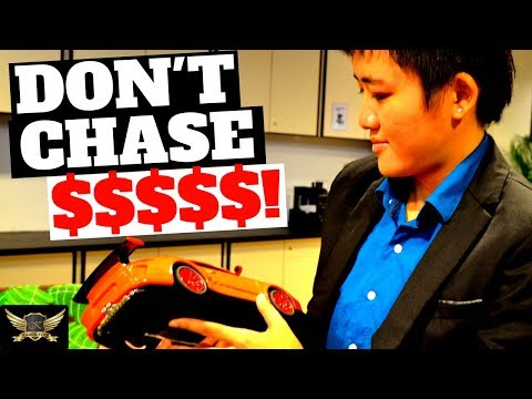STOP TRYING TO IMPRESS OTHERS | CHASE THE DREAM NOT THE MONEY | Karen Trader Vlog 046