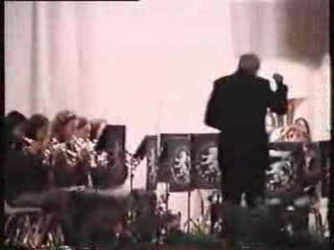 Delph Youth Band plays Slaidburn 1999