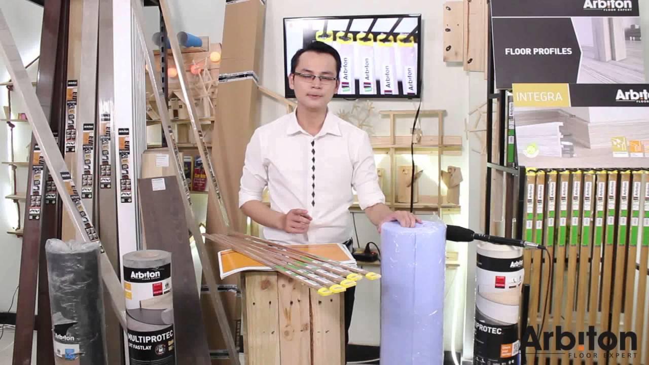 Series : Cấu tạo của XỐP ARBITON - xốp lót sàn gỗ SỐ 1 VIỆT NAM