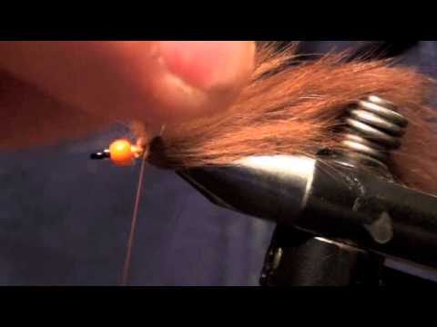 North Platte String Leech Pattern | Fly Tying Instruction