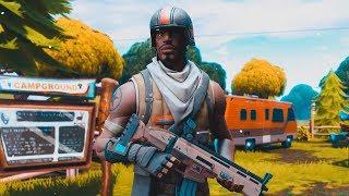 Fortnite Mobile Player - Solo Squads