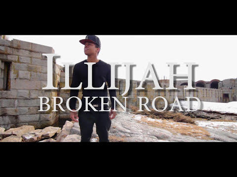 ILLiJah- Broken Road (Rascal Flatts Cover)