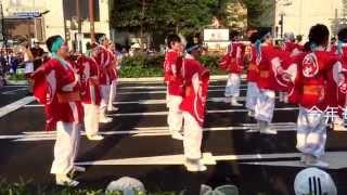 2015年8月1・2日の2日間に渡って繰り広げられた岡山桃太郎祭り。その最...