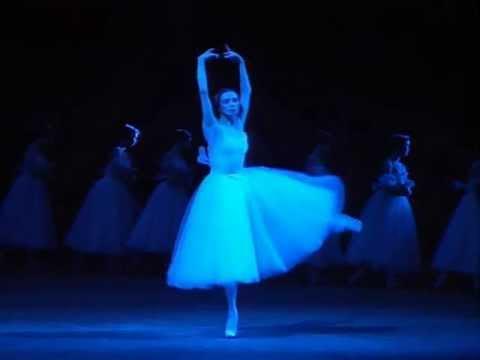 Музыка из балета жизель