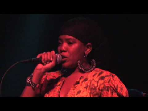 Dezarie at the Independent 'Trying to be God' San Francisco  California Aug 4, 2009