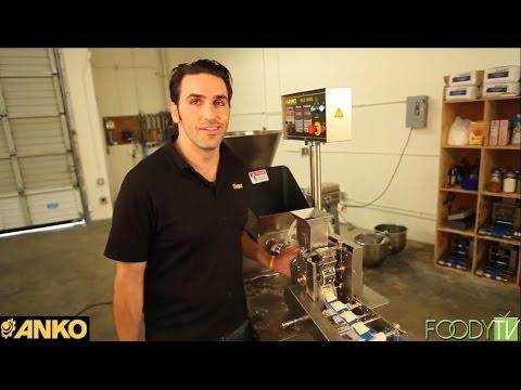 ANKO X Foody TV - How To Make Caviar Raviolis