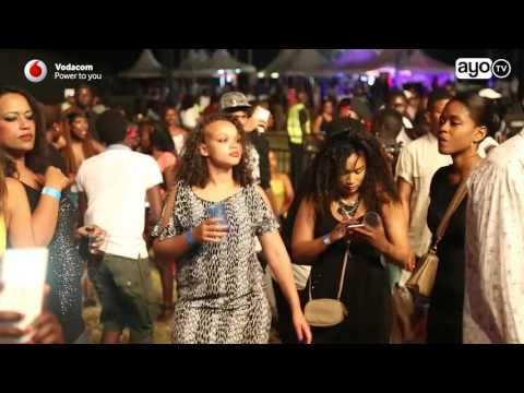 Alikiba alivyotumbuiza Mombasa Rocks Music Festival