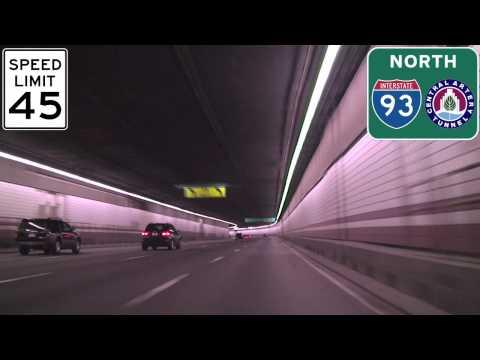 Boston MA: I-90 East to I-93 & More