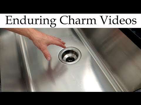Restore Your Stainless Steel Sink
