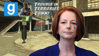 Garry's Mod TTT - Julia Gillard Gets Rekt