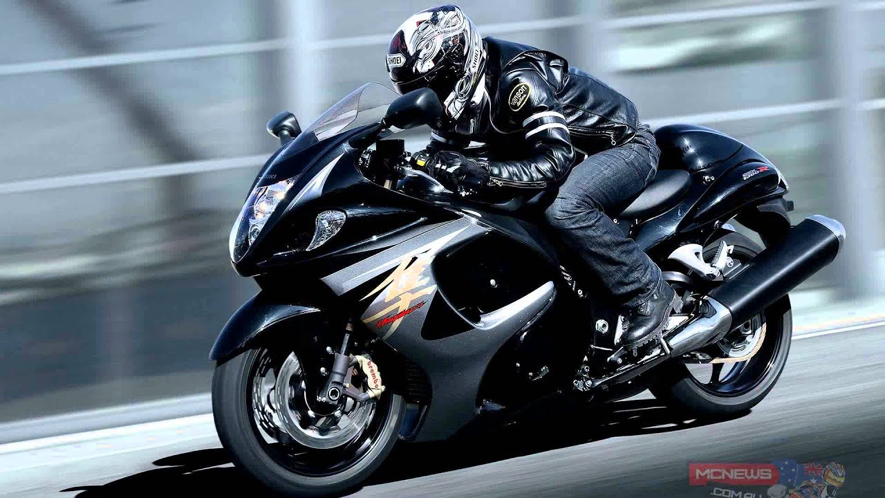 suzuki hayabusa 2014 - YouTube