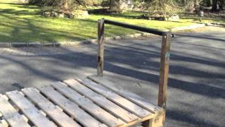 Update On The Garden Cart