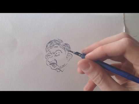 caricatures hommes politiques