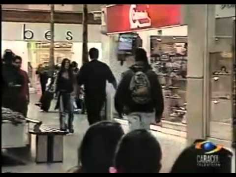 Se desnuda en el centro comercial - free watch and
