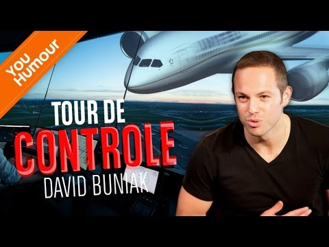 DAVID BUNIAK - La tour de contrôle