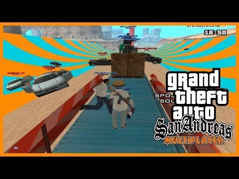 CO JE NOVÉHO NA WTLS?! (GTA San Andreas Multiplayer #58)