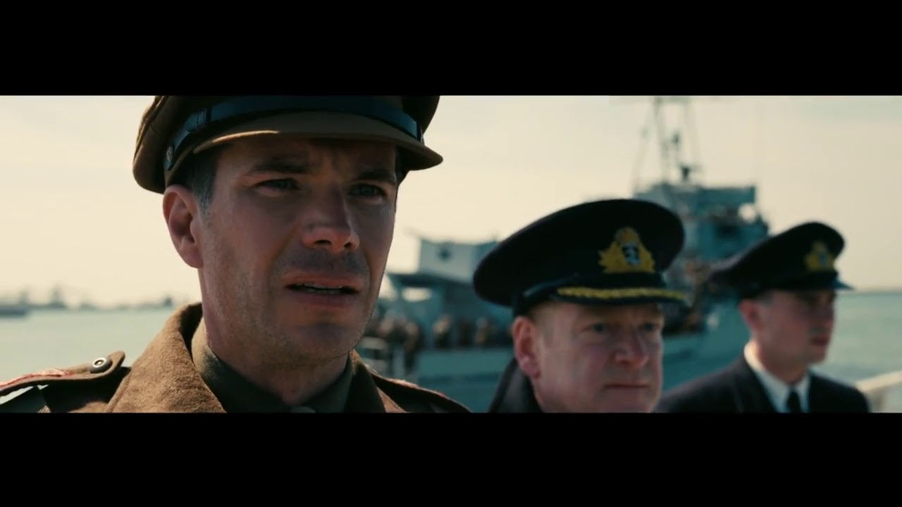 Download Dunkirk – Behind the Controls Featurette