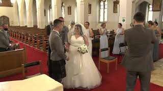 Mr & Mrs McChristie's Wedding Highlights 04-09-2020