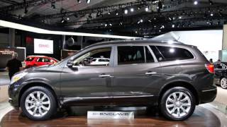 buick enclave pricing
