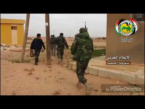 IN PICTURES: Syrian Arab Army liberates several villages in Hama and Aleppo Governorate Way to Idleb