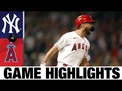 Download Yankees vs. Angels Game Highlights (8/30/21)   MLB Highlights