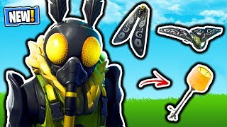 FORTNITE NEW MOTHMANDO SKIN! FORTNITE ITEM SHOP UPDATE! GIFTING FREE SKINS TO SUBSCRIBERS
