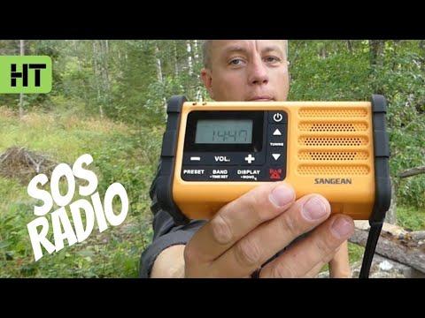 Sangean Survivor M8 Radio | Emergency Communications