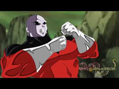Goku Ultra Instinct ssj3 vs Jiren   real fightiNg GoCo
